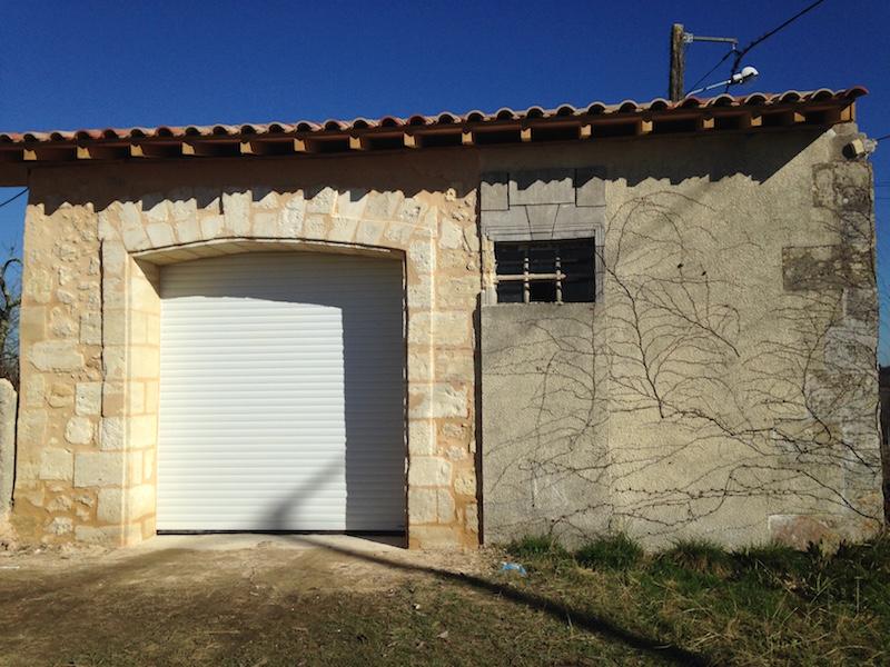 Ouverture de garage