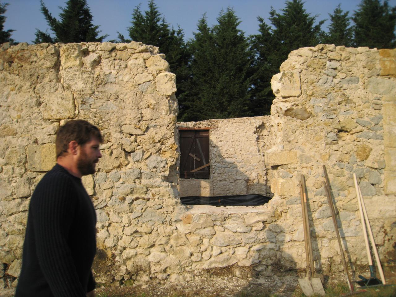tailleur de pierre 33, Raphaël Le Nir