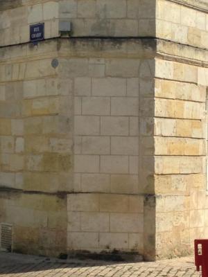 Bordeaux nansouty maison d'angle